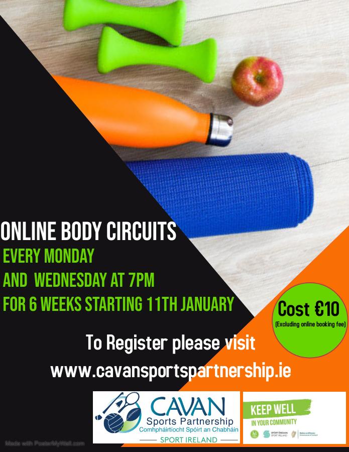 Online Body Circuits