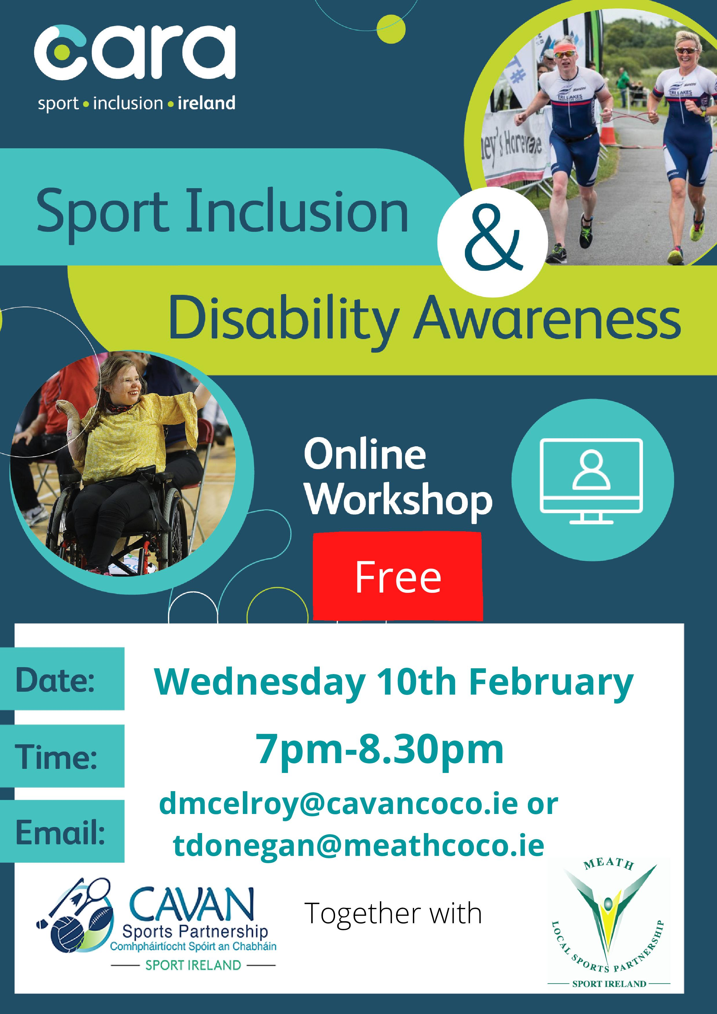 Sports Inclusion & Disability Awarness