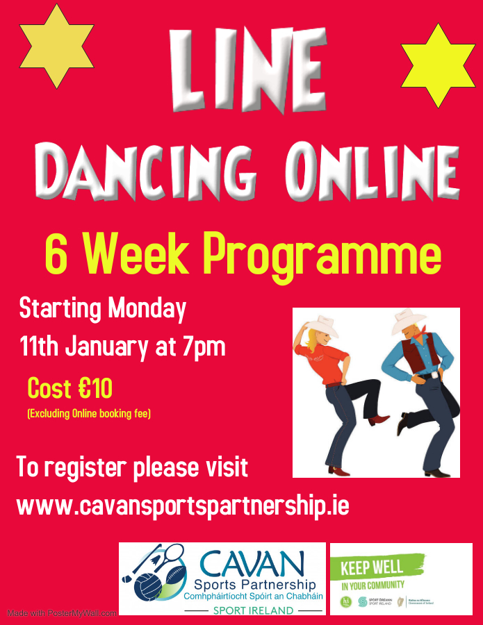 Online Line Dancing