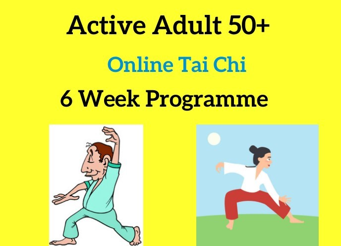Online Tai Chi via Zoom