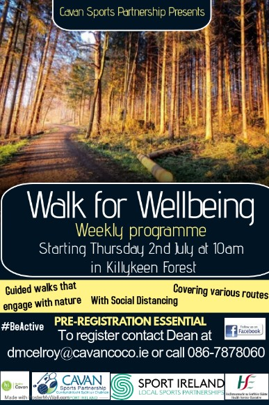 Walk for Wellbeing